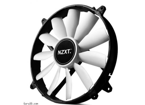 NZXT FN-200RB 200mm Case cooler