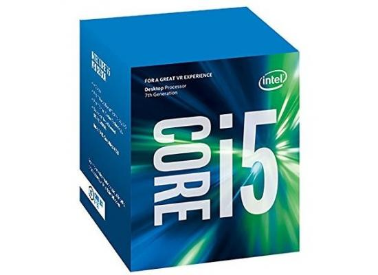 Intel Core i5-7500 Kaby Lake Quad-Core up to 3.8 GHz