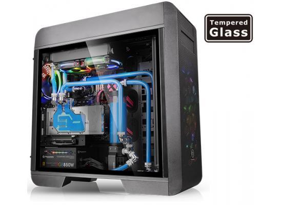 Thermaltake Core V71 Tempered Glass Edition (Black)