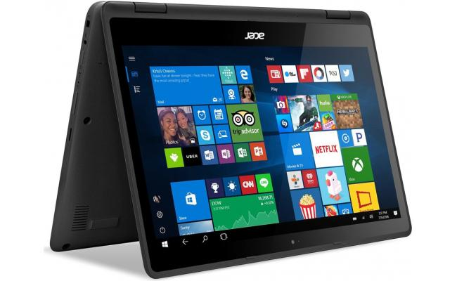 Acer Spin 5 Convertible 2 In 1 Touch Core i5 7Gen