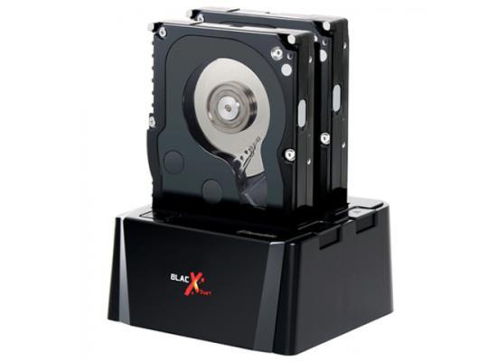 Thermaltake BlacX Duet eSATA USB Docking Station