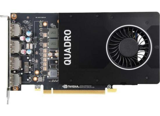 PNY NVIDIA Quadro P2000 5GB GDDR5 4DisplayPorts