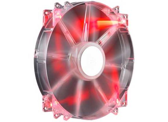 Cooler Master MegaFlow 200 Red LED Silent
