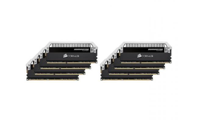 CORSAIR Dominator Platinum 64GB (8 x 8GB) 2133MHz