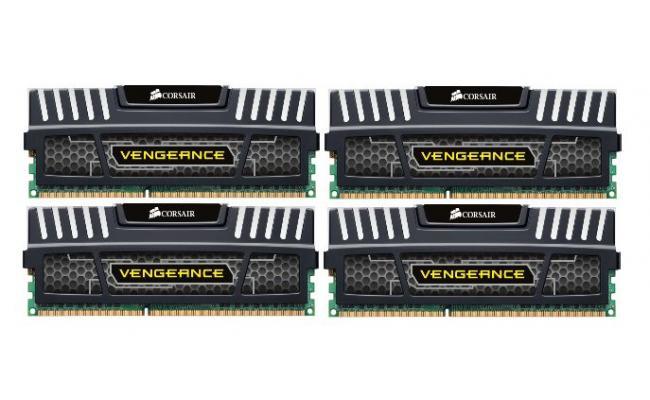 CORSAIR Vengeance 32GB (4 x 8GB) 1866MHz