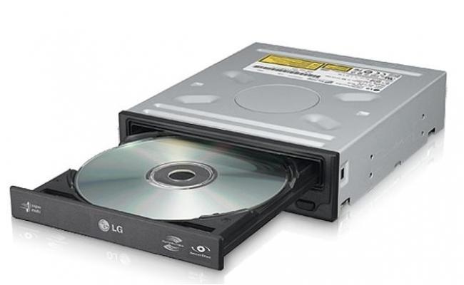 LG 24X DVD Burner