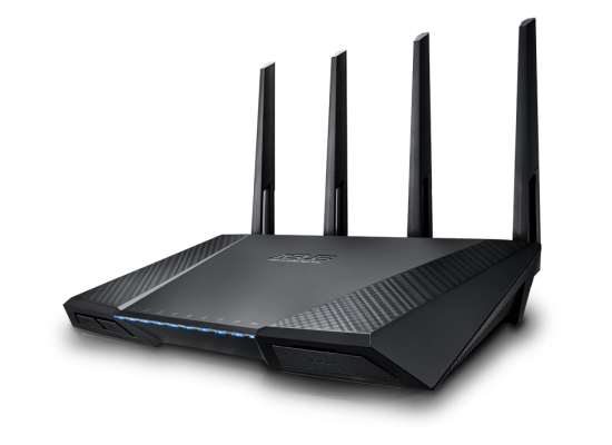 Asus RT-AC87U Dual-band Wireless AC2400 Router
