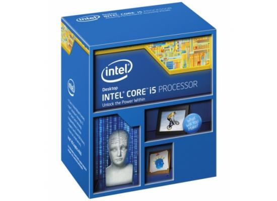 Intel Core i5 Processor i5-4440 3.1GHz 6MB Retail