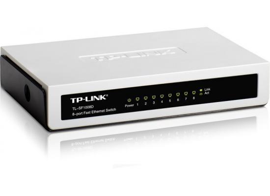 TP-Link 8-Port 10/100M