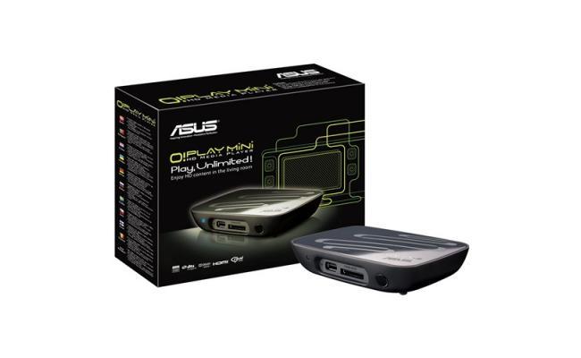 Asus O!Play Mini Digital Media Player
