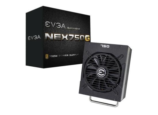 EVGA SuperNOVA 750W 80 PLUS Gold (Black)