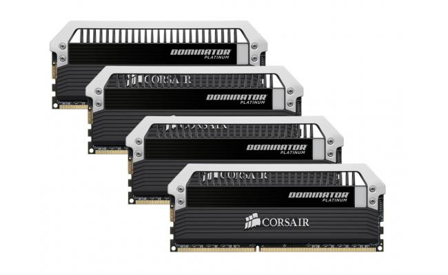 CORSAIR Dominator Platinum 16GB (4 x 4GB)