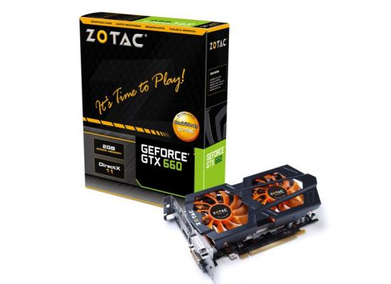 ZOTAC NVIDIA GeForce GTX 660 2GB GDDR5