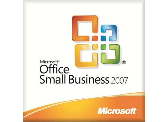 Microsoft Office Small Business 2007  OEM