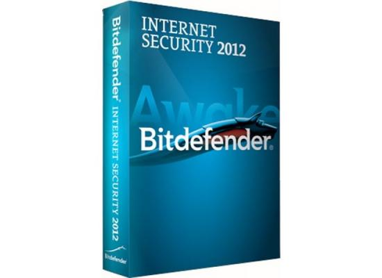 BitDefender Internet Security 2012 (1 Year, 1 User) OEM