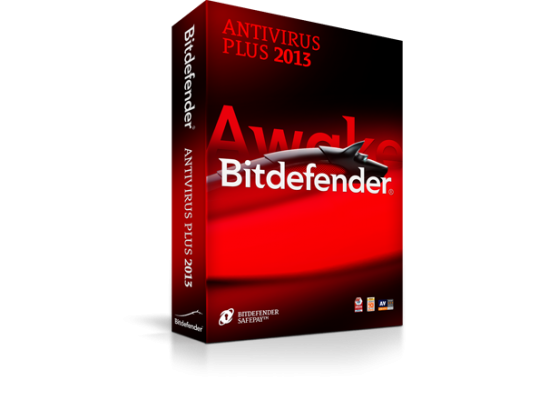 Bitdefender Antivirus 2012 For 3 user