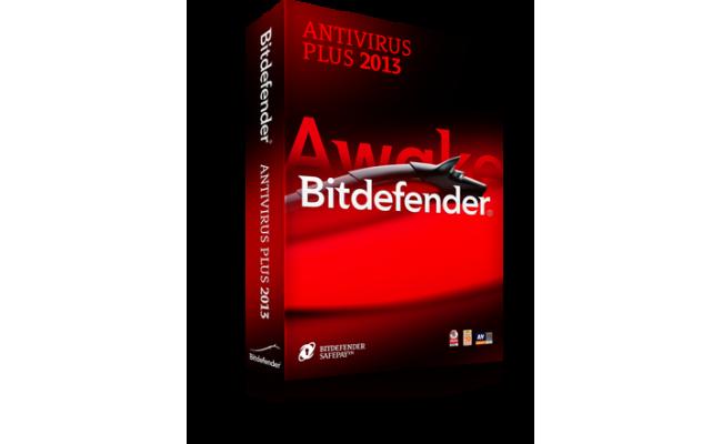 Bitdefender Antivirus 2013 For 1 user