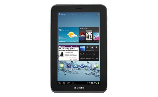 """Samsung  7"""" Galaxy Tab 2"""