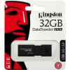 Kingston 32GB DataTraveler 100 Generation 3 USB 3.0 Drive (Black)