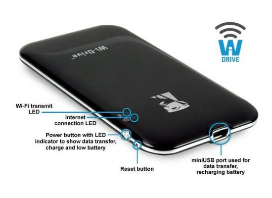 Kingston  Wi-Drive 32GB