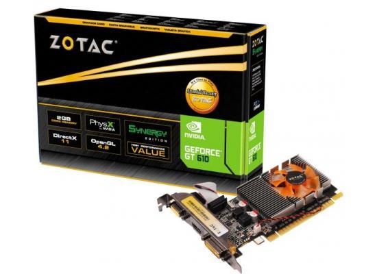 ZOTAC GT 610 Synergy Edition 2GB