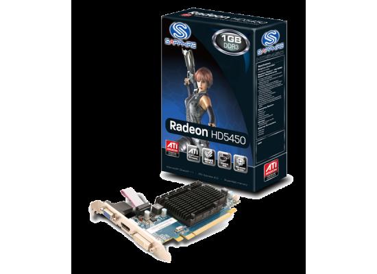 Sapphire Radeon 5450HD 2GB