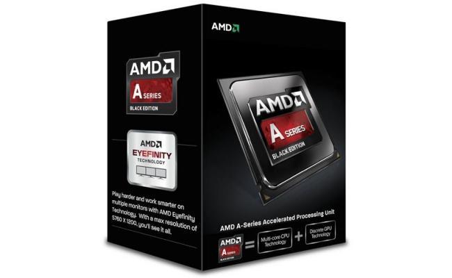 AMD A-Series APU Quad-Core A10-6800K 4.1GHz