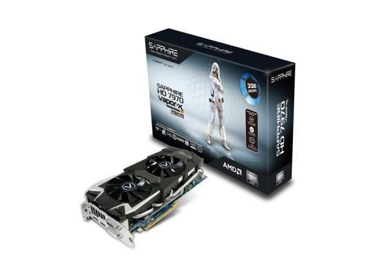 Sapphire AMD Radeon HD 7970 GHz VAPOR-X Edition OC 3GB