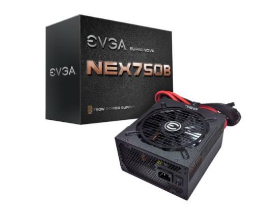 EVGA SuperNOVA NEX750B 750W 80 PLUS Bronze