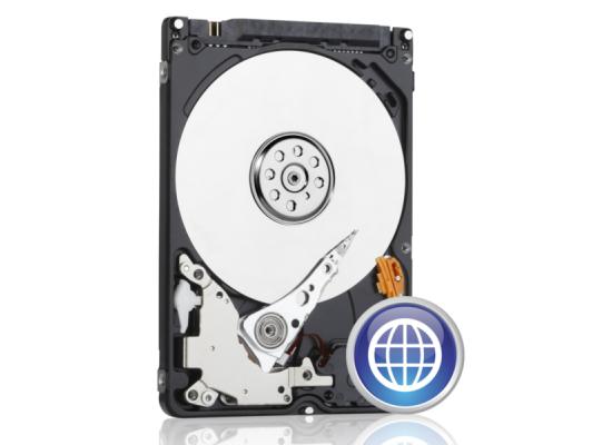 Western Digital Blue 500GB For Notebook