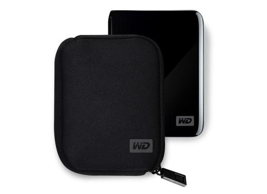 Storage Drive Carrying Case - Black