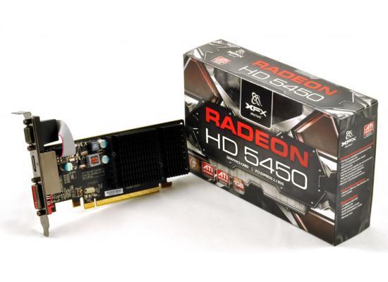 XFX Radeon 5450 1GB