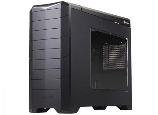 SilverStone Raven Series ATX Full Tower  (Matte Black)
