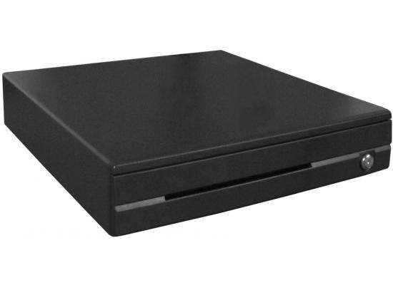 V-Tech MK-410 Cash Drawer Black Steel Front