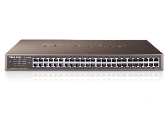 TP-LINK 24-Ports 10/100/1000Mbps Rackmount