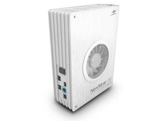 Vantec  3.5  SATA to USB 3.0 & FireWire 800 Enclosure