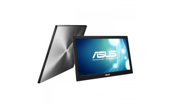 """Asus MB168B 15.6"""" Portable USB LED LCD Monitor"""