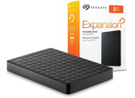 Seagate Expansion 2TB USB 3.0 Portable
