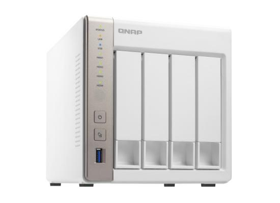 QNAP TS-451-4G-US 4-Bay Cloud Desktop NAS
