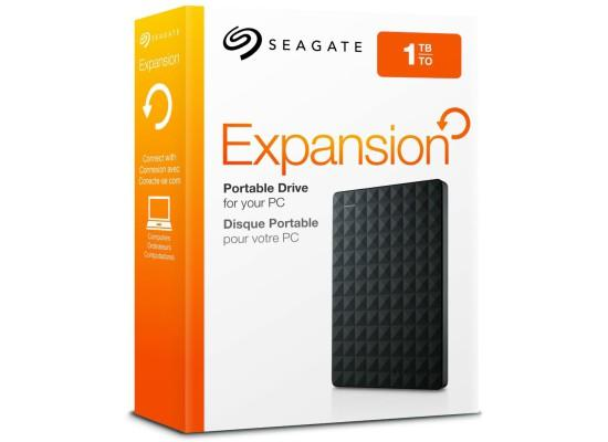 Seagate Expansion 1TB USB 3.0 Portable