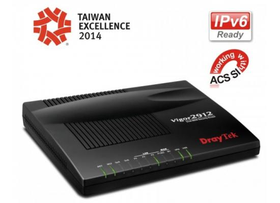 Draytek Vigor 2912 VPN 3G/4G Router Dual WAN