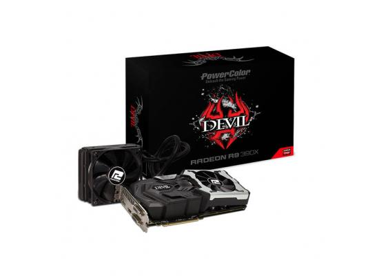 PowerColor DEVIL AMD Radeon R9 390X 8GB GDDR5