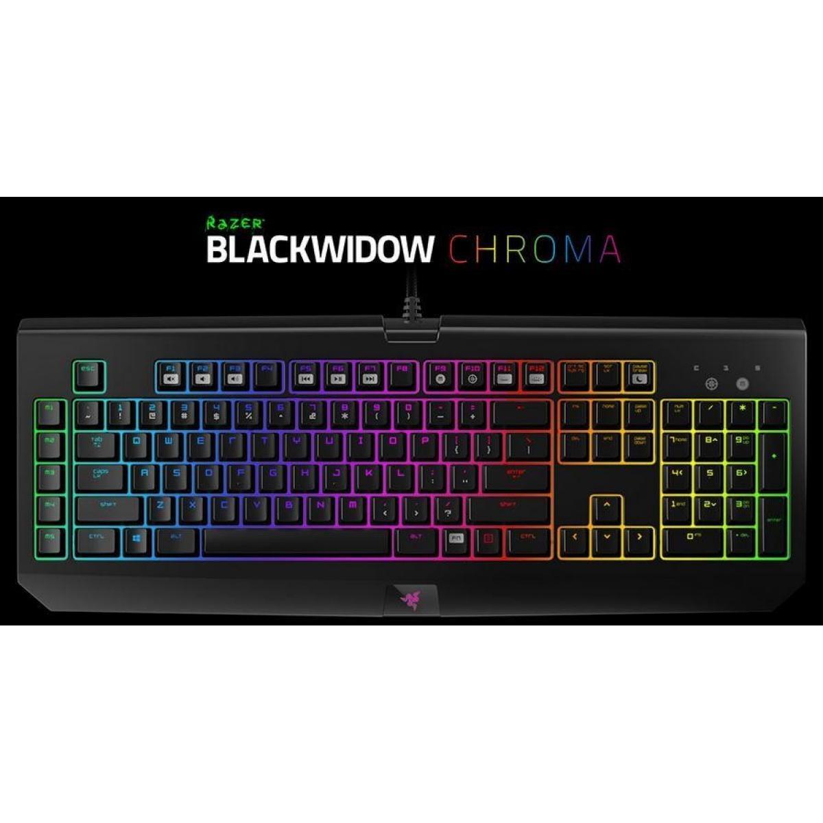 razer blackwidow chroma tournament edition stealth