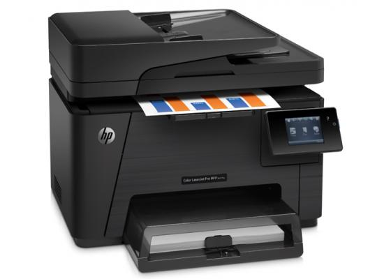 HP LaserJet Pro Multifunction M127fw Black Wireless
