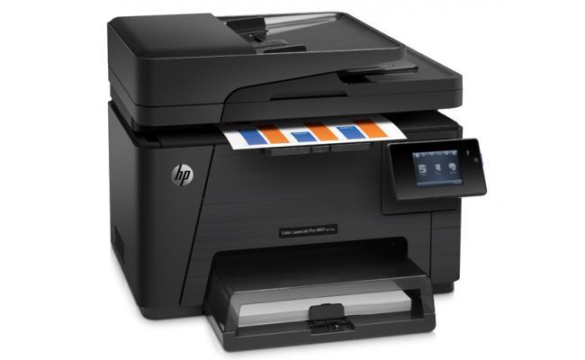 HP LaserJet Pro Multifunction M127fw Black Wireless