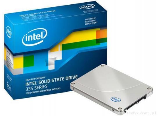 Intel 180GB 335 Series Jay Crest MLC Solid State Drive