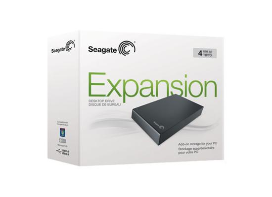 Seagate Expansion 4TB USB 3.0 Desktop Hard Drive