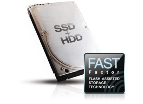 Seagate Hybrid SSHD 4TB + SSD 8GB