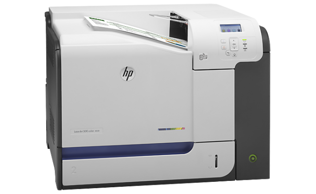 HP LaserJet Enterprise 500 color Printer M551dn