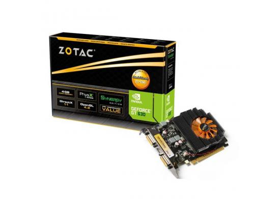 ZOTAC NVIDIA GeForce GT 630 Synergy Edition 4GB DDR3
